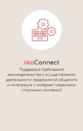 iiko connect